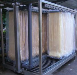 MBR膜帘式超滤膜组件 中空纤维膜组件PVDF材质