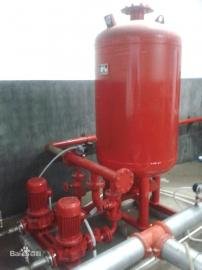 消防隔膜式气压罐 型号规格