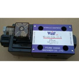 峰昌WINMOST电磁阀DG-02-C使用直动式溢流阀安装尺寸对照情况