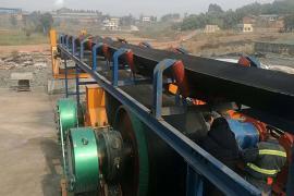 煤矿带式输送机7大保护装置 带式输送机厂家 嵩阳煤机