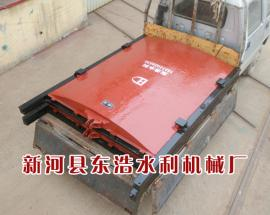 东浩水利pgz-1*1m闸门 渠道止水铸铁闸门