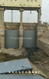 东浩水利铸铁闸门拱形平板闸门500-3000mm