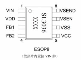 替代MP4689耐压120V转12V2A降压IC