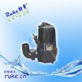 如克环保 WQ15-20-2.2 小型农用泵