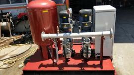 沟槽水泵进出口成套设备