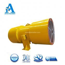 低噪音隧道风机 隧道施工风机 安泰通风设备有限公司