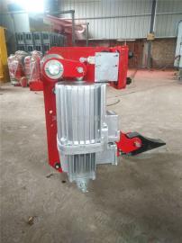 20t龙门起重机防风铁楔制动器 电力液压防风铁楔 行车防风装置