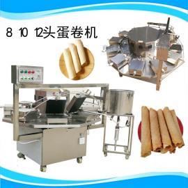 自动卷蛋卷机生产设备