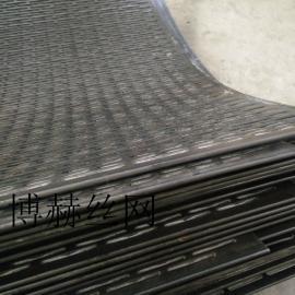冲孔网厂供应长圆孔冲孔板 不锈钢长腰孔冲孔筛网 加工定制