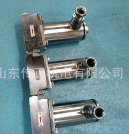MA认证皮带保护系列DFB-20/10矿用隔爆型电磁阀