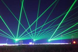 绿色激光灯