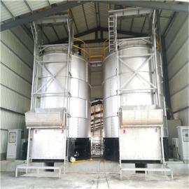 碳钢畜禽粪便高温发酵设备