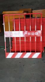 希望建筑电梯井防护门 施工电梯井防护门现货 洞口防护门