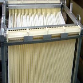 MBR膜污水处理设备运行