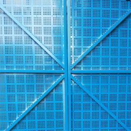 爬架网片 冲孔爬架网 提升架网 米字形爬架网