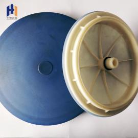 生物滤池曝气器 盘式微孔曝气器 微孔曝气器 硅胶/橡胶曝气器