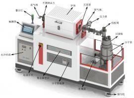 3D打印人体植入物钛合金高真空管式热处理炉