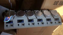 HJ-6A 数显恒温磁力加热搅拌器