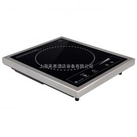 HECMAC/海克 台面式平底黑色触摸式 无热辐射 电磁炉电磁灶 1