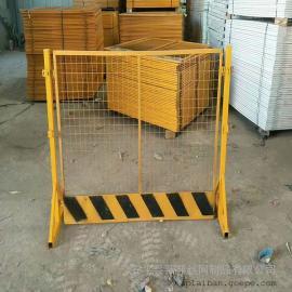 基坑临边安全防护栏施工说明