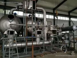 含有机组分尾气溶剂回收装置