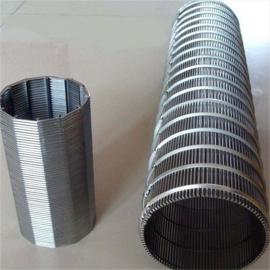 304材质楔形网,脱水条缝筛网/分离筛网@退磁不锈钢弧形筛