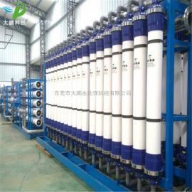 大型超滤设备 超滤水处理设备 矿泉水制备系统