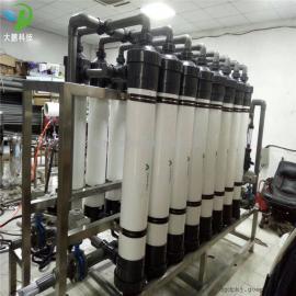电镀厂中水回用 电镀废水回用设备