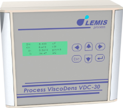 Lemis 美国 低流速粘度密度计 VDC-30 SERIES