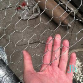 80丝设备保温用镀锌六角网-2.5cm孔拧花铁丝网低价促销