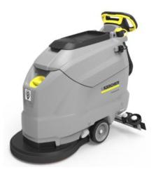 凯驰油污地面用洗地机