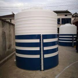 �r�I灌溉水箱10立方PE�L塑塑�z桶蓄水桶���S�U液��罐