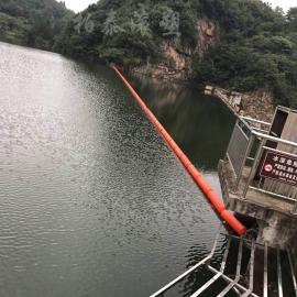水电站拦截大小型垃圾专用塑料浮筒