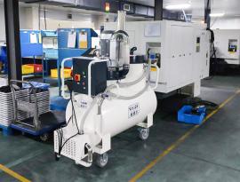 固液分离用吸尘器车间地面用吸尘器机床加工吸液体用吸尘器