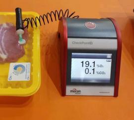 食品包装厂丹麦膜康CheckPoint 3 便携式顶空分析仪残氧仪