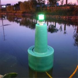 水质检测警示船只助航标志专用塑料钢制警示浮标