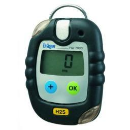 德尔格硫化氢气体检测仪pac7000-H2S工业级高精度硫化氢测试仪