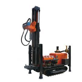 正洋钻机ZY180 履带式 多功能水井机 钻井机