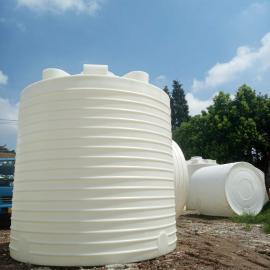 聚羧酸复配储罐15吨混凝土外加剂储罐酸碱储运罐塑料水桶可定制