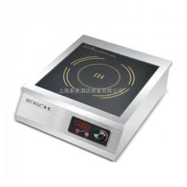 HECMAC/海克 商用�磁�t�_面式3500W大功率�磁�t�蚧痣�磁炒灶