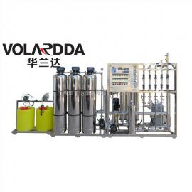 华兰达专业制造RO反渗透直饮水装置+EDI超纯水设备 质优价廉