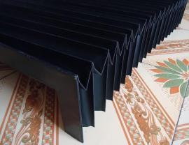 通用机械风琴式防护罩,机床附件防护罩专应用于陶瓷机械