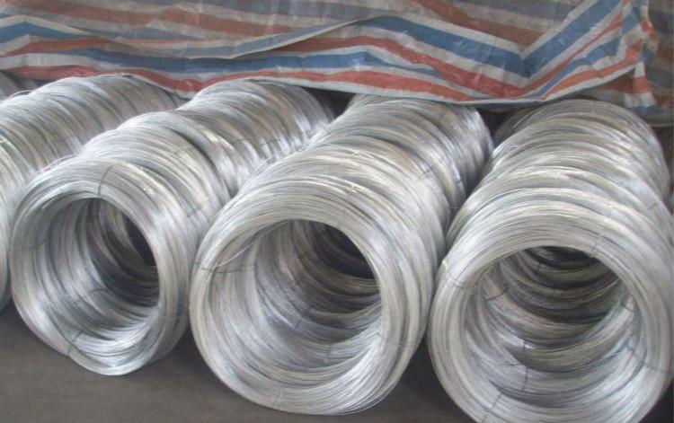 镀锌铁丝(镀锌钢丝)做衣架-做工程绑丝-0.7-4.0mm型号现货