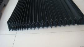 玻璃机械专用风琴式防护罩(支持图纸定做),加工玻璃机械防护罩