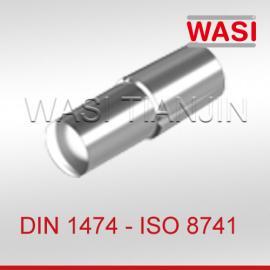 槽销半长倒锥槽 DIN1474ISO8741