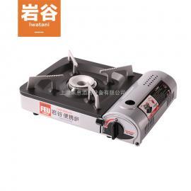 岩谷ZA-3HPM户外便携式卡式炉卡磁炉家用户外炉具炉子小火锅