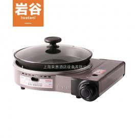 岩谷 ZGP-2户外便携式卡式炉卡磁炉家用户外炉具炉子小火锅 1