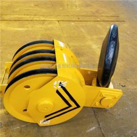 16t双梁行车吊钩组 铸钢轧制滑轮吊钩组 电动葫芦吊钩 优质耐用