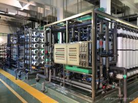 除盐水设备 EDI除盐水系统 电厂反渗透+EDI电除盐水设备