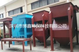 定制印染废水处理设备配套混凝竖流沉淀池 效果好 加工定制